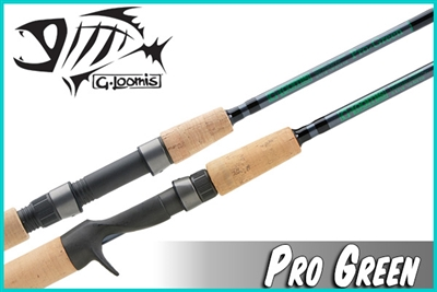 "G Loomis Pro Green 881S 7'4"" Spinning"