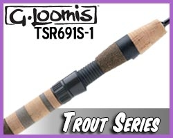 G. Loomis Rods Trout Spinning TSR691S