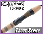 G. Loomis Trout Spinning Rod TSR7402