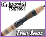 G. Loomis Rods Trout Spinning TSR790S