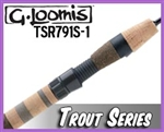 G. Loomis Rods Trout Spinning TSR791S