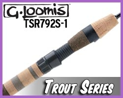 G. Loomis Rods Trout Spinning TSR792S