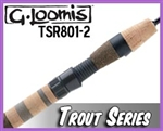 G. Loomis Rods Trout Spinning TSR801-2