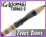 G. Loomis Trout Spinning Rod TSR862-2
