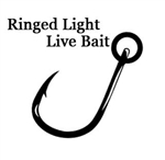 Gamakatsu Hooks Ringed Saltwater Light Live Bait