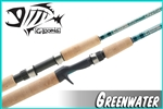 G. Loomis Rod GWR9000S Greenwater