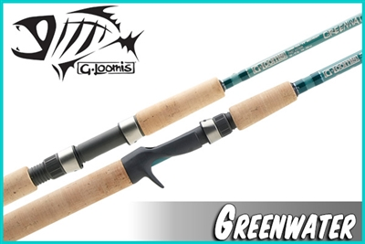 G. Loomis Rod GWR930S Greenwater