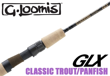 G. Loomis Rods Classic Trout Panfish SR842-2 GLX