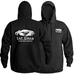 Grundens Eat Crab Hooded Sweatshirt