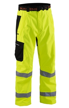 Grundens Weather Watch Pant Reflective Yellow