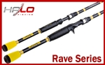 Halo Rave Series Rods