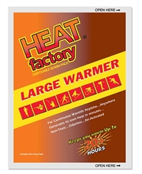Heat Factory Large Warmer 24hr