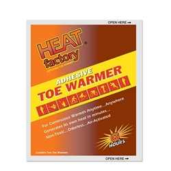 Heat Factory Toe Warmers