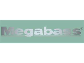 Megabass Metallic Sticker