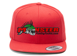 Monster Fishing Tackle Pro-Style Snapback Hat