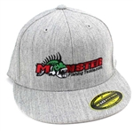 Monster Fishing Tackle Flat Brim Hat