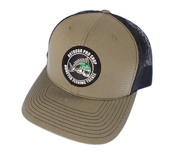 Monster Fishing Tackle OPS Patch Hat
