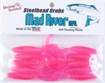 Mad River Steelhead 2.5 inch Grubs