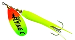 Mepps Flying C - Treble Hook Version