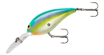 """BILL NORMAN DEEP BABY N 1//4 OZ /& 2/"""" DBN-94  IN WATERMELON SEED COLOR"""