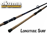 Okuma Longitude Surf Rods