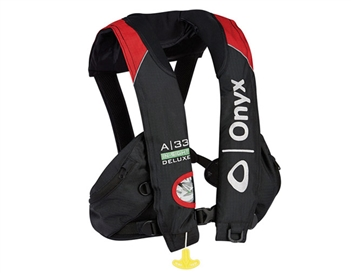 Onyx A-33 In Sight Deluxe Tournament Life Jacket