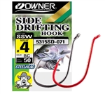 Owner Side Drifting SSW Hooks