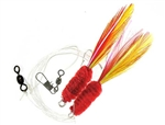 Pacific Catch Shrimp Fly Rig