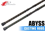 Phenix Rods Abyss Series Casting