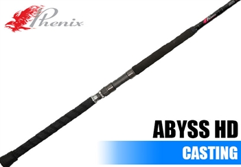 Phenix Rods Abyss HD Series Casting