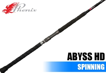 Phenix Rods Abyss HD Series Spinning