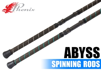Phenix Rods Abyss Series Spinning