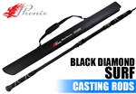 Phenix Black Diamond Surf Casting Rods