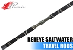 Phenix Rods Redeye Saltwater Travel
