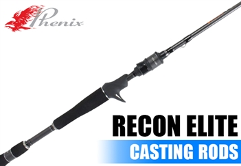 Phenix Rods Recon 2 Casting