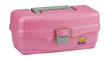 Plano 5000 One Tray Pink Tackle Box