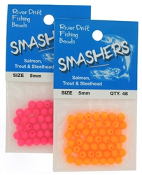 Radical Glow Opaque Smasher Beads