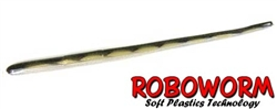 Roboworm FX Straight Tail Worm 4.5""