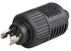 Scotty Marinco 12V Downrigger Plug #2127