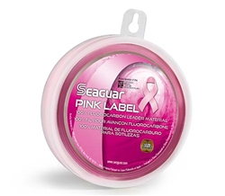 Seaguar Pink Label Fluorocarbon Leader
