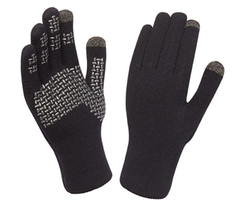 Sealskinz Waterproof Ultra Grip Touchscreen Gloves