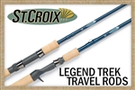 St. Croix Rods Legend Trek