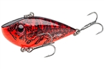 Strike King Red Eye Shad Tungsten 2-Tap