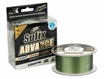 Sufix Advance Monofilament Line - Green