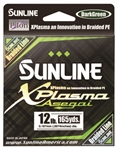 Sunline Xplasma Braided - 165yds