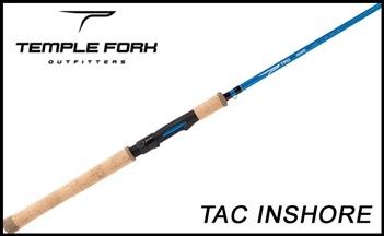 TFO TAC Inshore Rods