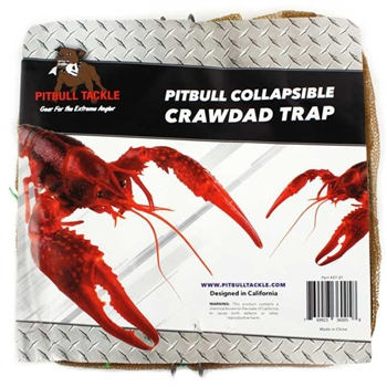 Pitbull Tackle Crawfish & Minnow Trap
