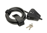 Yeti Cooler Security Cable Lock & Bracket