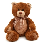 Brown Sugar the 16 Inch Plush Brown Teddy Bear By Aurora