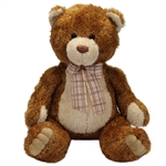 Brown Sugar Sr the 22 Inch Plush Brown Teddy Bear By Aurora